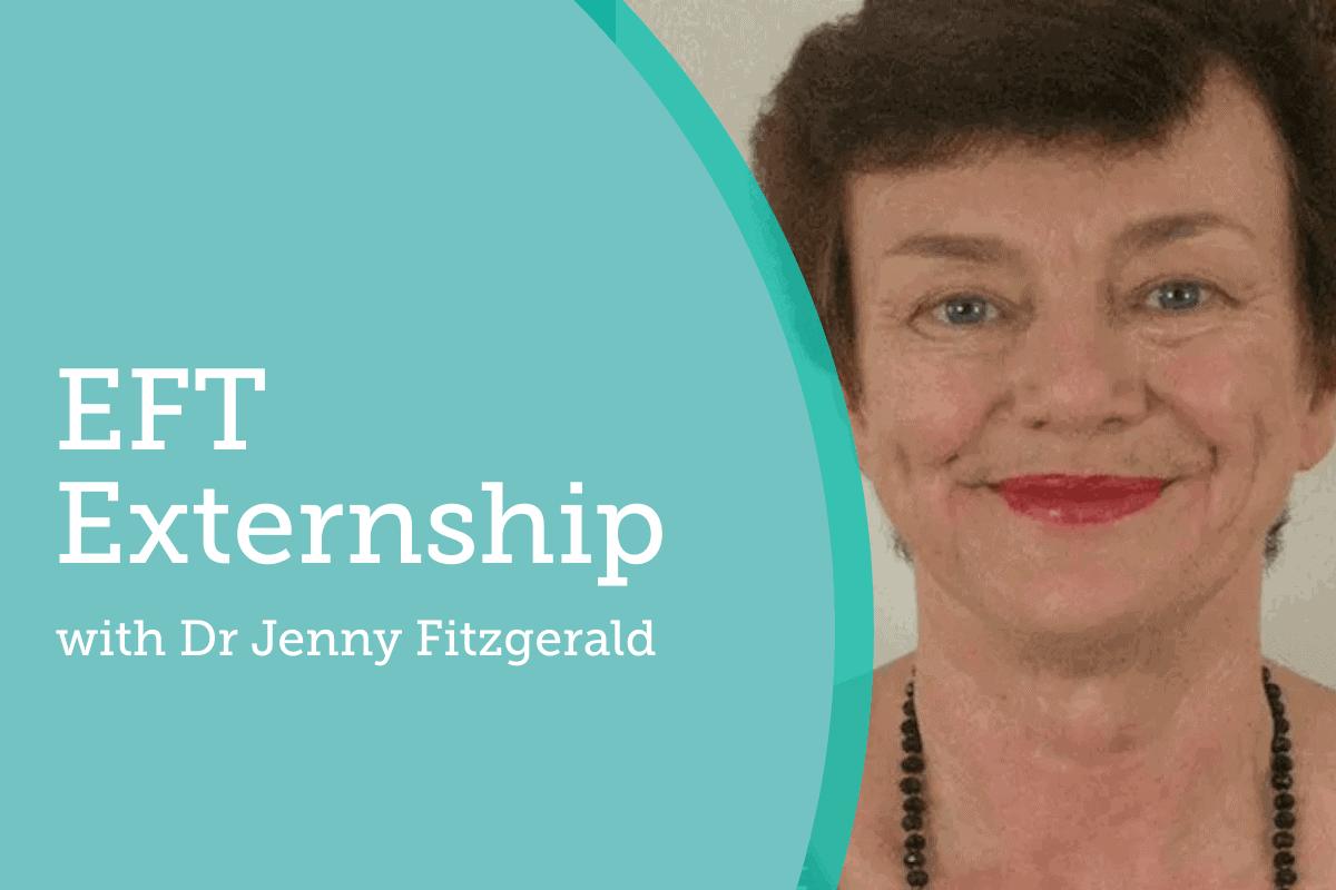 EFT Externship with Dr Jenny Fitzgerald 2 - Melbourne EFT